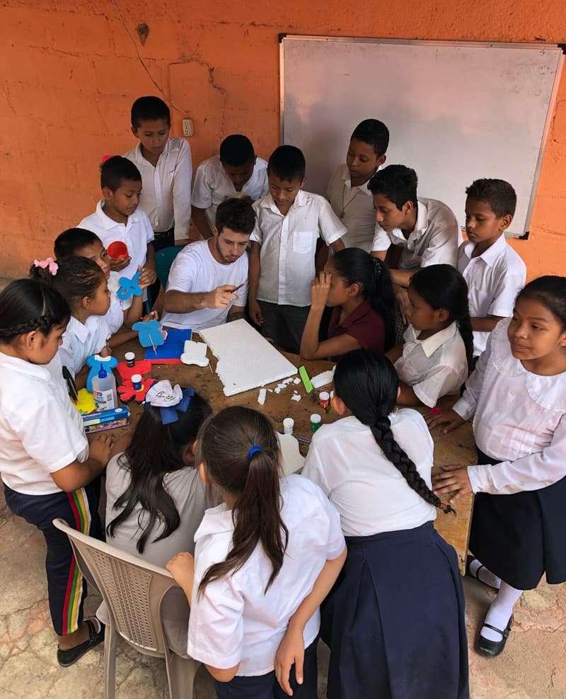 Voluntariado Nicaragua - Actividades Voluntariado