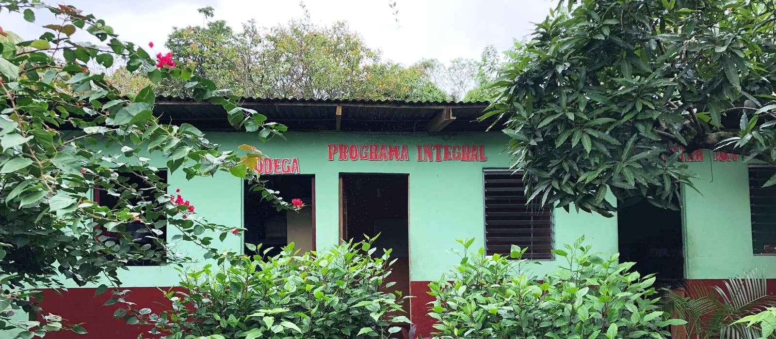 Voluntariado Nicaragua - Hogar Luceros del Amanecer
