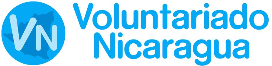 Voluntariado Nicaragua - Logo Horizontal Formularios