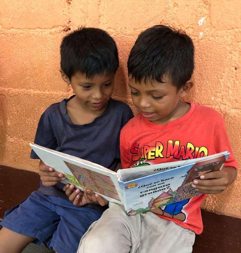 Voluntariado Nicaragua - David Nilber
