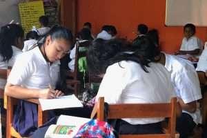 Voluntariado Nicaragua - Reforzamiento Escolar